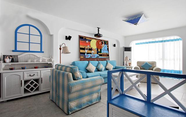 简约 地中海 室内设计图片来自张巧巧007在地中海系列的分享