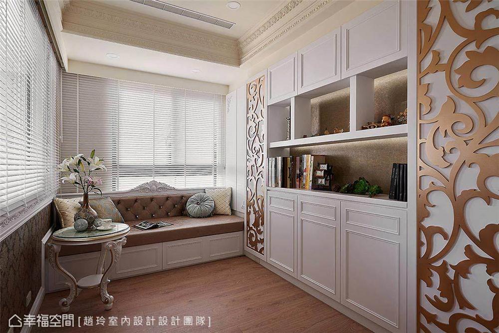 新古典 装修设计 室内设计 设计作品 家居风格 其他图片来自幸福空间在298平,奢华高雅 新古典风水宅的分享