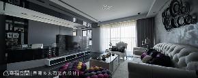 装修设计 新古典 时尚家居 80后 旧房改造 客厅图片来自幸福空间在◆室内光影秀◆古典与现代融合的分享