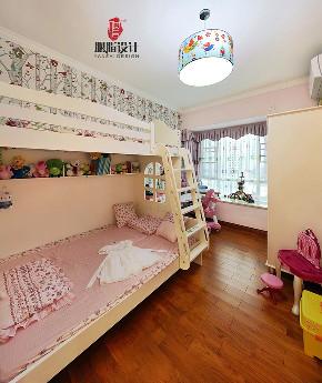 现代 胭脂设计 四居 收纳 儿童房图片来自设计师胭脂在那一抺深蓝 & 金月湾实景的分享