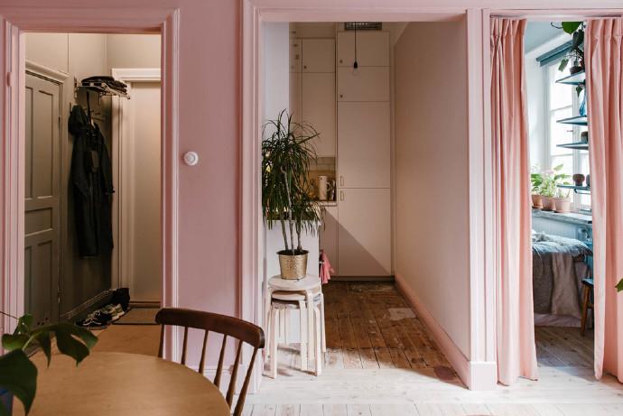 简约 二居 客厅图片来自言白设计在粉的分享