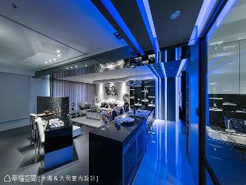 ◆室内光影秀◆古典与现代融合