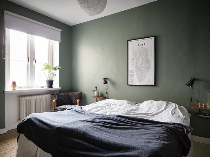 卧室图片来自言白设计在简白的分享
