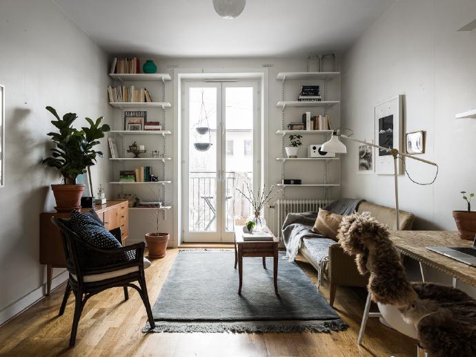 欧式 三居 客厅图片来自言白设计在木质的分享