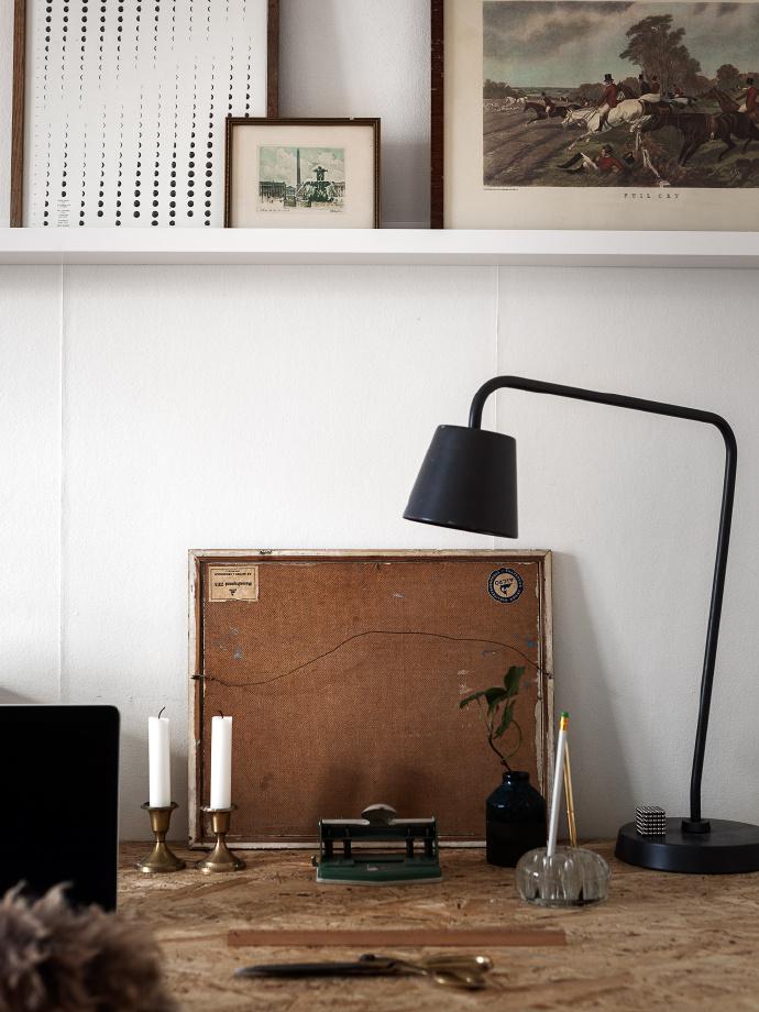 欧式 三居 书房图片来自言白设计在木质的分享
