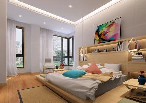 现代 别墅 收纳 朱平波 卧室图片来自朱平波在中信未来城——静好的分享