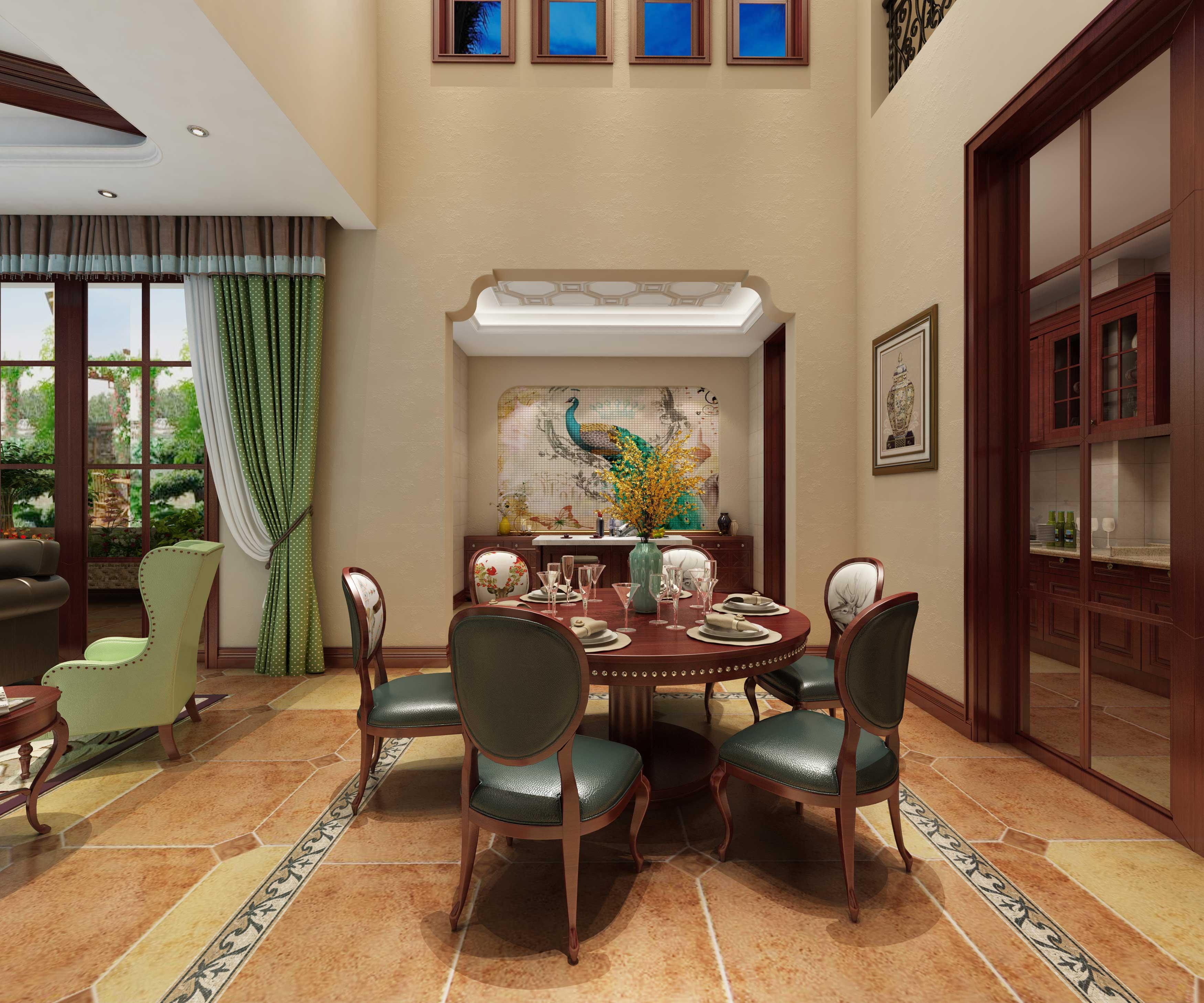 别墅 餐厅图片来自朱平波在浅水湾——光舞云端的分享