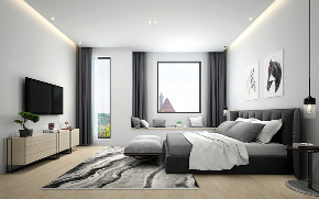 现代, 别墅 收纳 朱平波 卧室图片来自朱平波在金河谷——慕白的分享