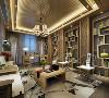 枫丹白露别墅项目装修美式古典风格设计,上海腾龙别墅设计作品,欢迎品鉴