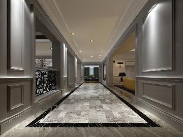 安澜西郊别墅项目装修现代风格