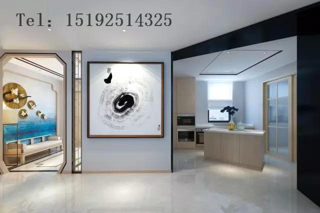四居 晓港名城 新中式 青岛 实创 大户型 卧室图片来自快乐彩在大平层晓港名城237平的分享