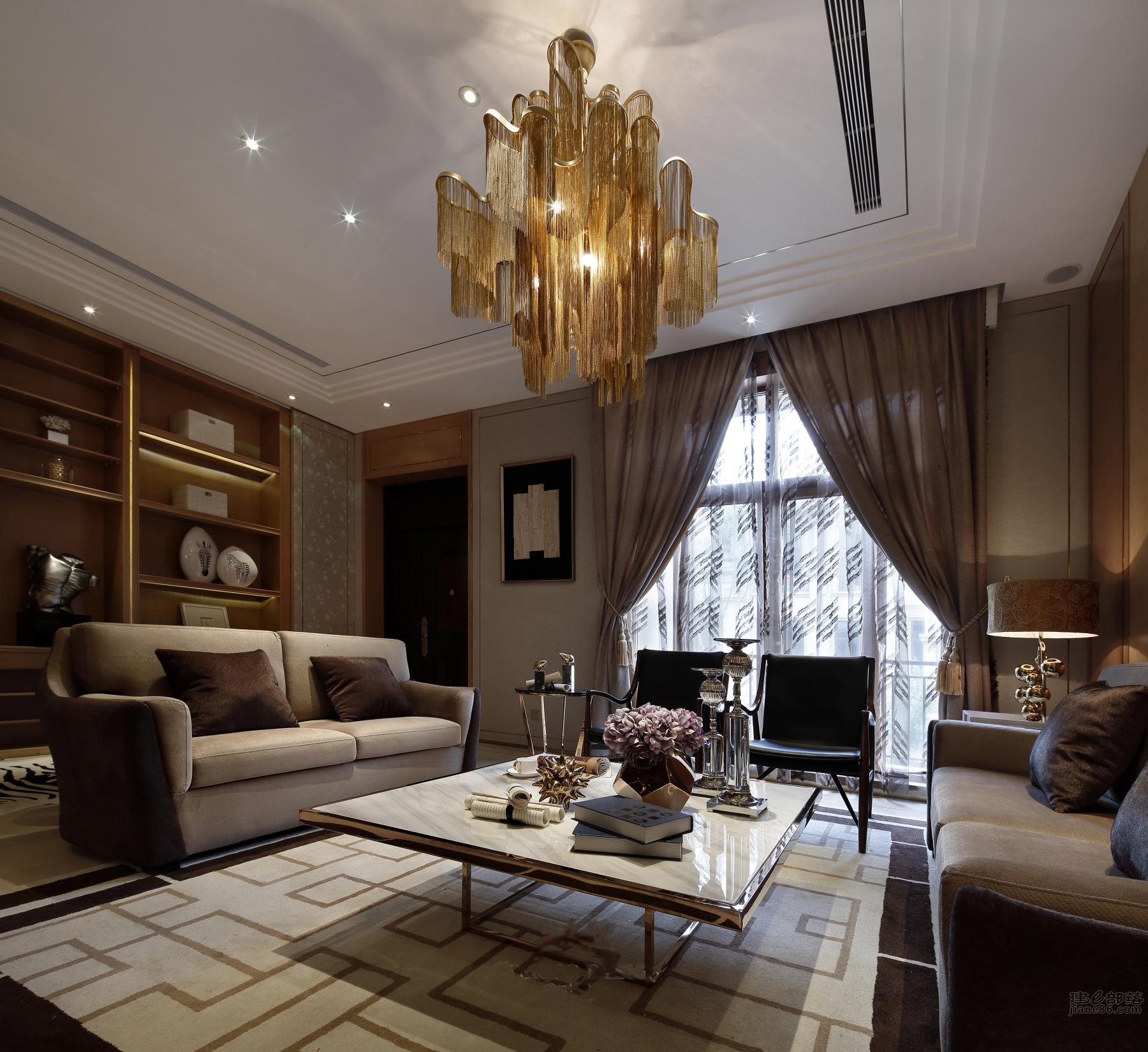 其他图片来自北京高度国际-陈玲在美式风格——20的分享