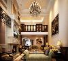 保利叶上海400平别墅项目装修欧式古典风格设计,上海腾龙别墅设计作品,欢迎品鉴