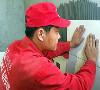 大业美家采用薄贴法工艺,所有的瓷砖铺贴要求对缝整齐,勾缝均匀,有效降低空鼓率,如果发现空鼓现象,必须砸掉重贴。