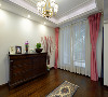 保利茉莉公馆别墅项目装修美式风格完工实景展示,上海腾龙别墅设计,欢迎品鉴