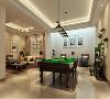 华贸东滩花园别墅项目装修现代风格设计,上海腾龙别墅设计师孙明安作品,欢迎品鉴