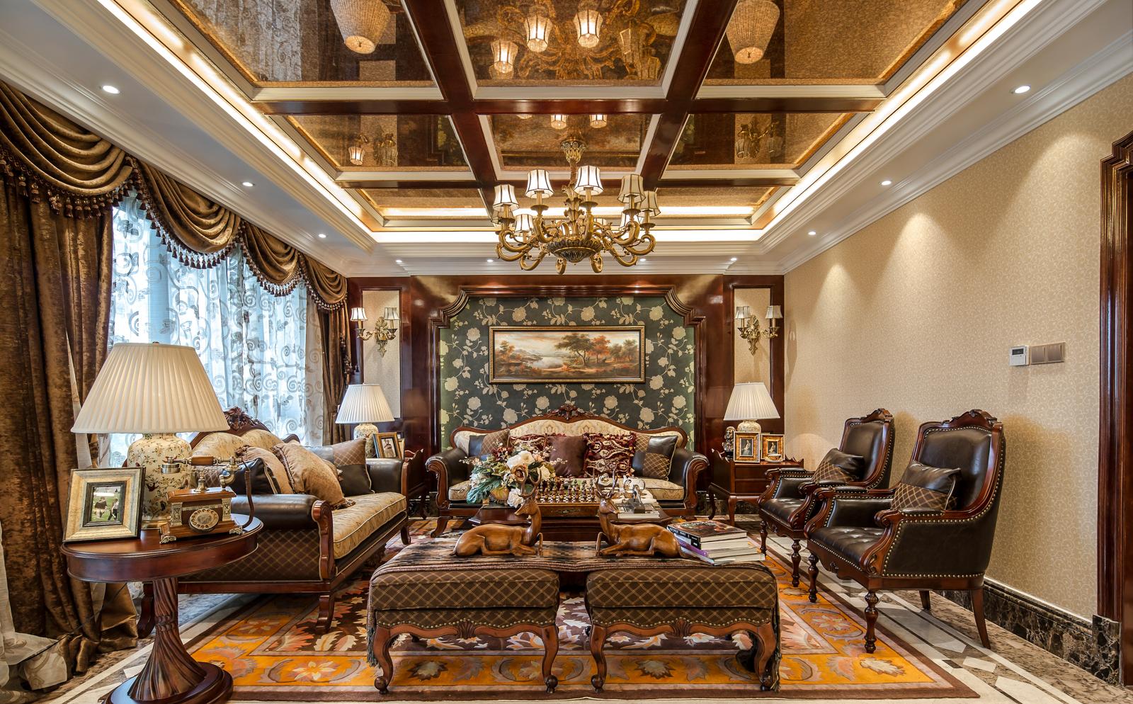 其他图片来自北京高度国际-陈玲在美式风格案例14的分享
