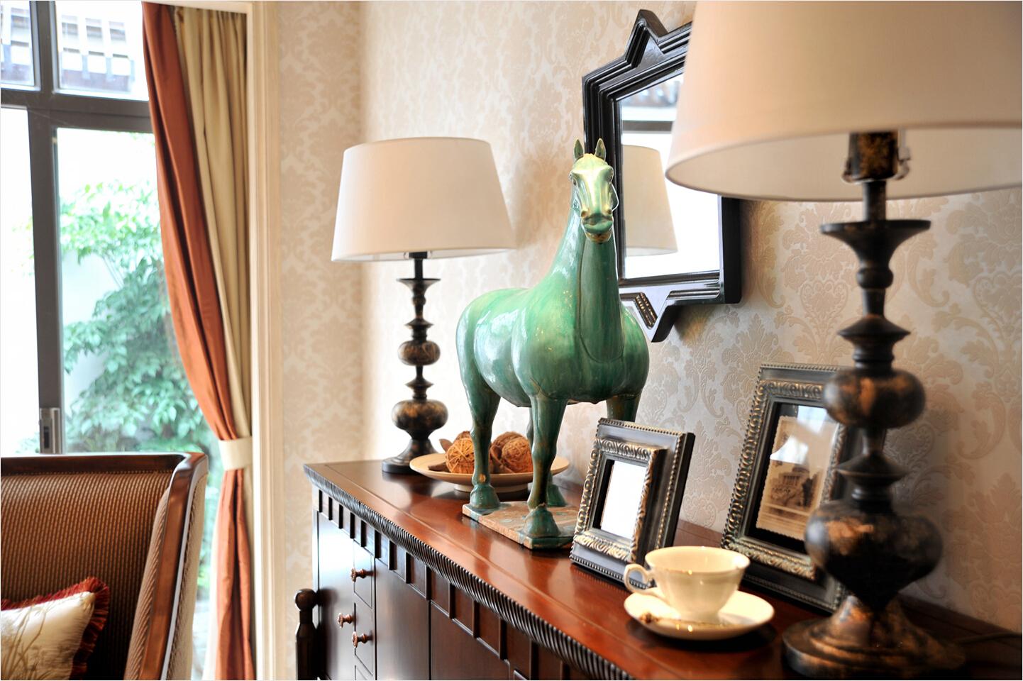 其他图片来自北京高度国际-陈玲在美式风格装修案例欣赏的分享