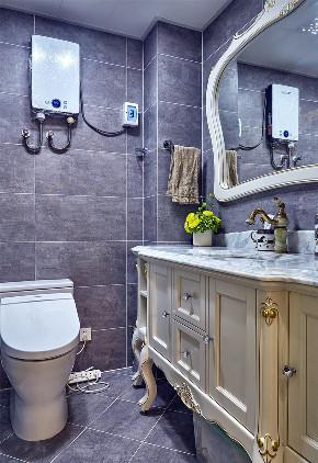 简约 美式 白领 小资 卫生间图片来自别墅设计师杨洋在金属优雅美式时尚之家的分享