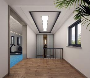简约 别墅 小资 楼梯图片来自敏空间在上海浦东新区私人别墅的分享