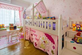 三居 收纳 旧房改造 美式 胭脂设计 家装 纯设计 儿童房图片来自设计师胭脂在胭脂原创设计:梦天家园的分享