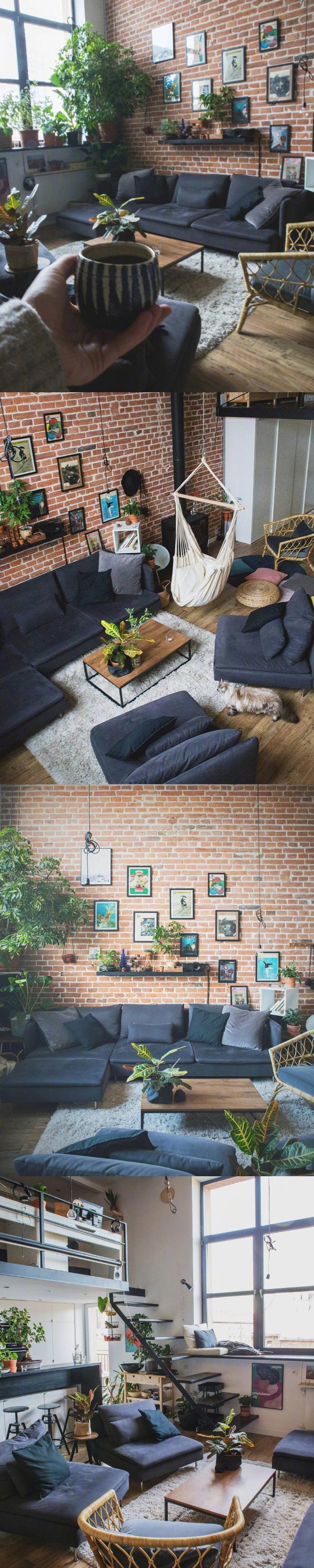 简约 复式 卧室图片来自言白设计在复式的分享