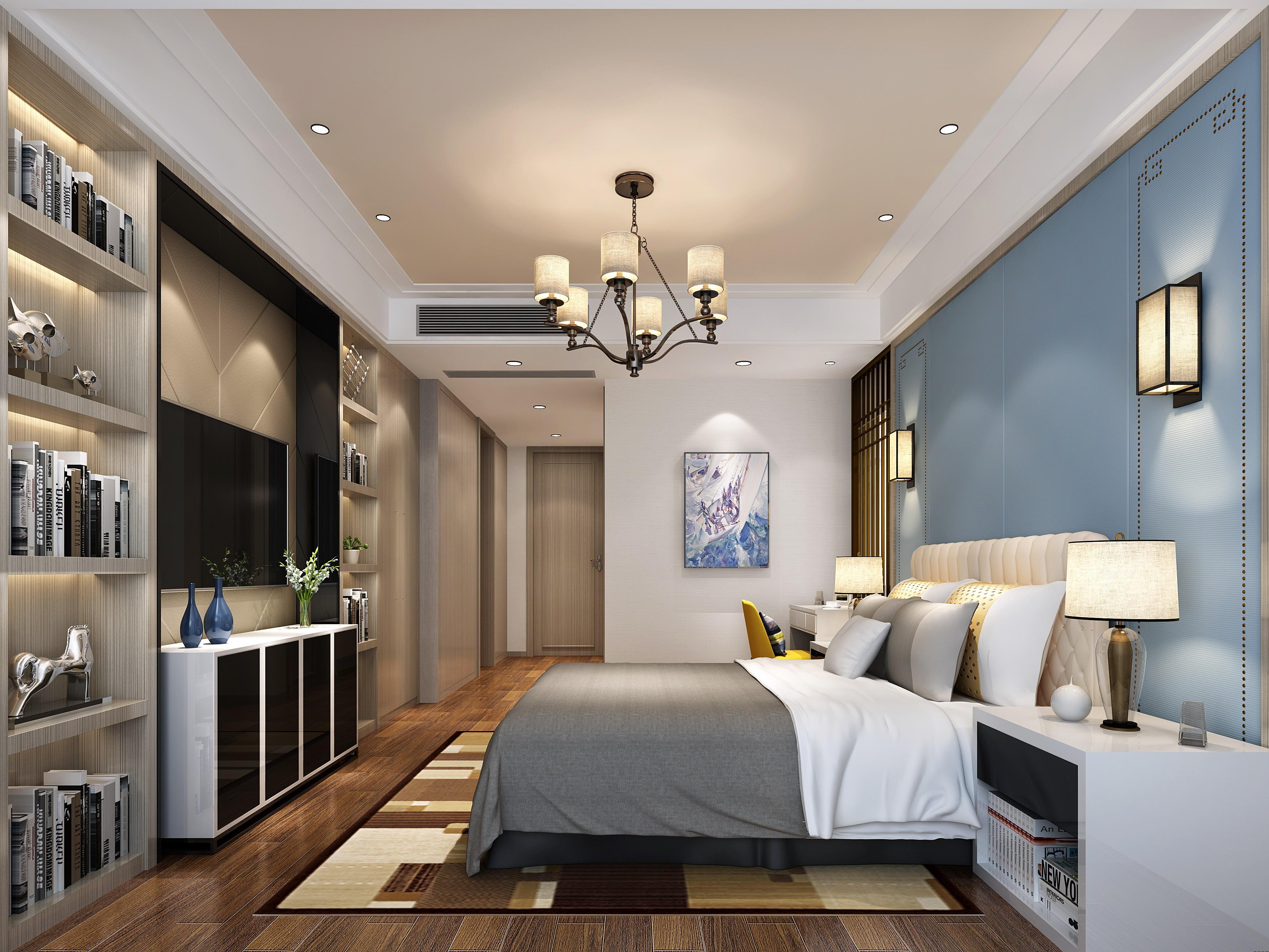 简约 小资 卧室图片来自敏空间在绍兴浦阳江一号公寓的分享