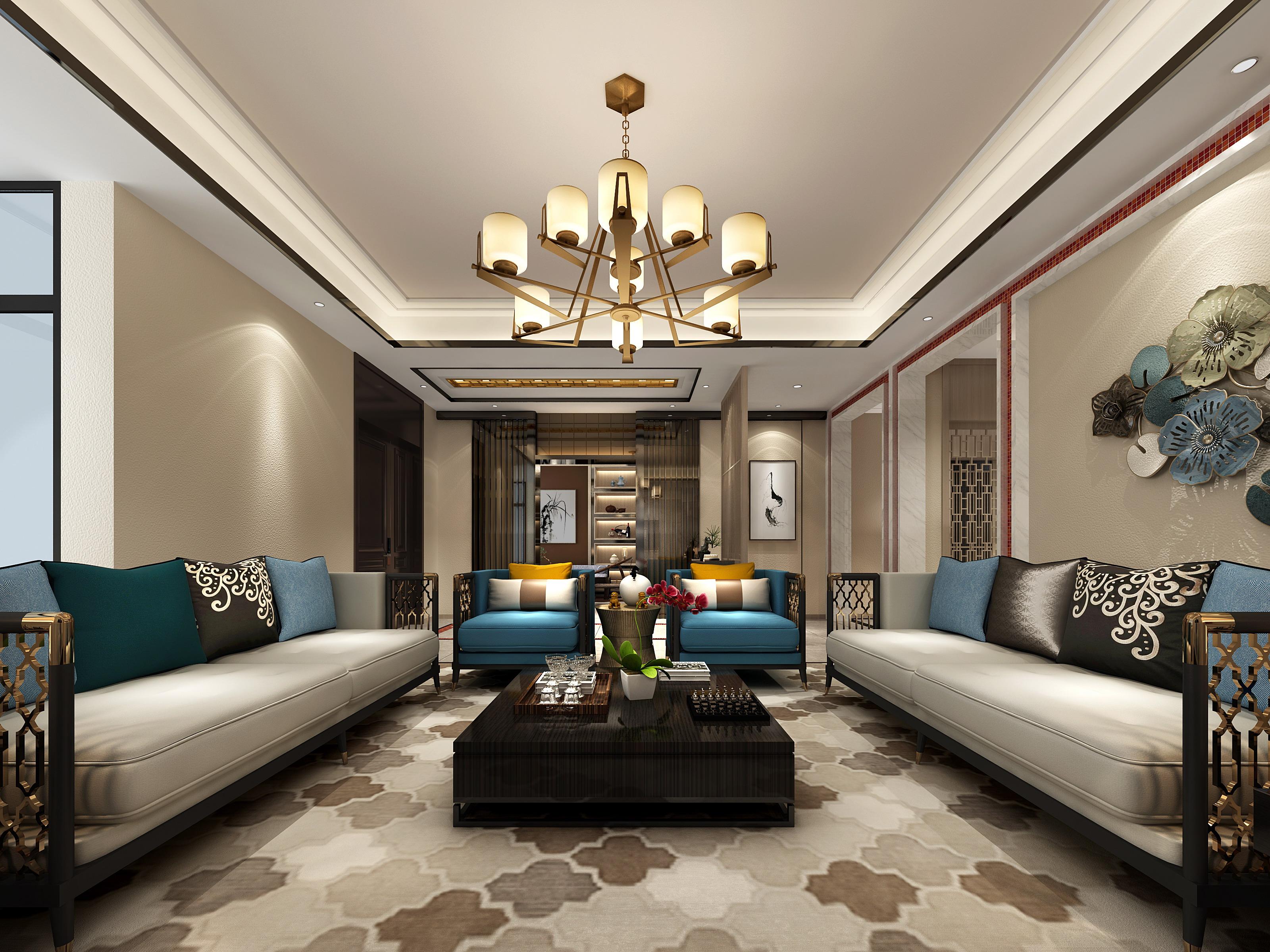 别墅 小资 客厅图片来自敏空间在浦东惠南镇私人别墅的分享