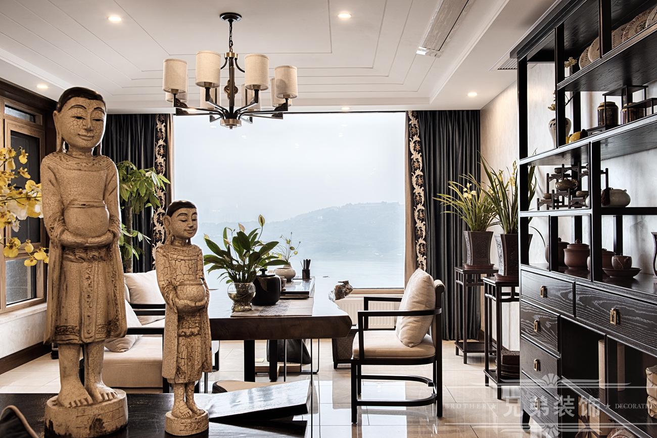 东南亚风格 餐厅图片来自兄弟装饰-蒋林明在家,不能将就,所以要讲究的分享