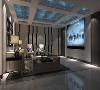 上海院子别墅项目装修现代风格设计,上海腾龙别墅设计师何时彦作品,欢迎品鉴