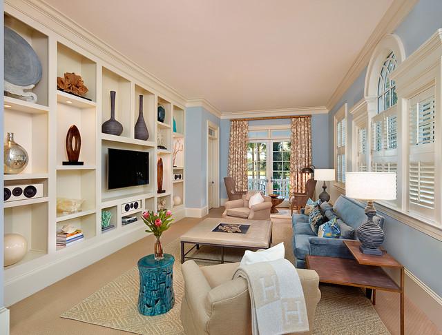简约 美式 别墅 书房图片来自别墅设计师杨洋在自然质朴美式生活-龙湖天琅的分享