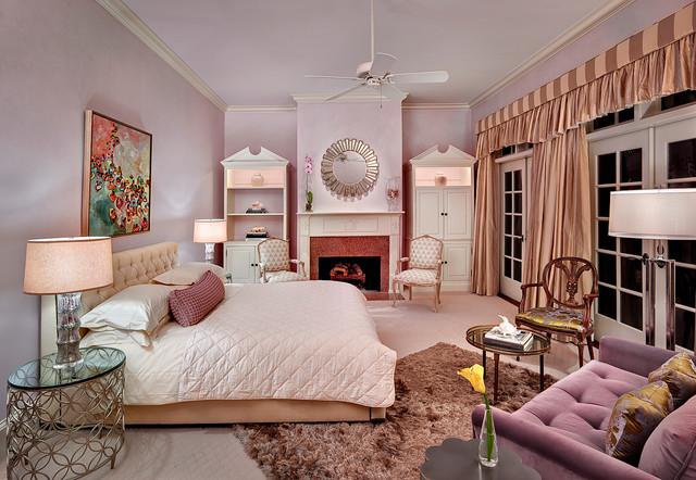 简约 美式 别墅 卧室图片来自别墅设计师杨洋在自然质朴美式生活-龙湖天琅的分享