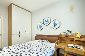 旧房改造 四房 胭脂设计 北欧 儿童房图片来自设计师胭脂在回到梦中的童年的分享