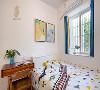 设计收纳功能强大的榻榻米,装扮得花里花俏的卧室,我不会告诉你这是长辈房。