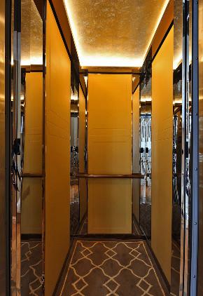 新古典 别墅 跃层 复式 大户型 80后 小资 玄关图片来自高度国际姚吉智在317平米古典别墅走心的设计的分享