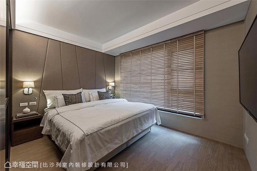装修风格 装修设计 新古典 时尚居家 卧室图片来自幸福空间在136平,独树一帜 现代古典新美学的分享