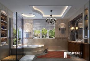 欧式 新古典 别墅 跃层 复式 大户型 80后 石上清泉 卫生间图片来自高度国际姚吉智在石上清泉500平米欧式新古典时尚的分享