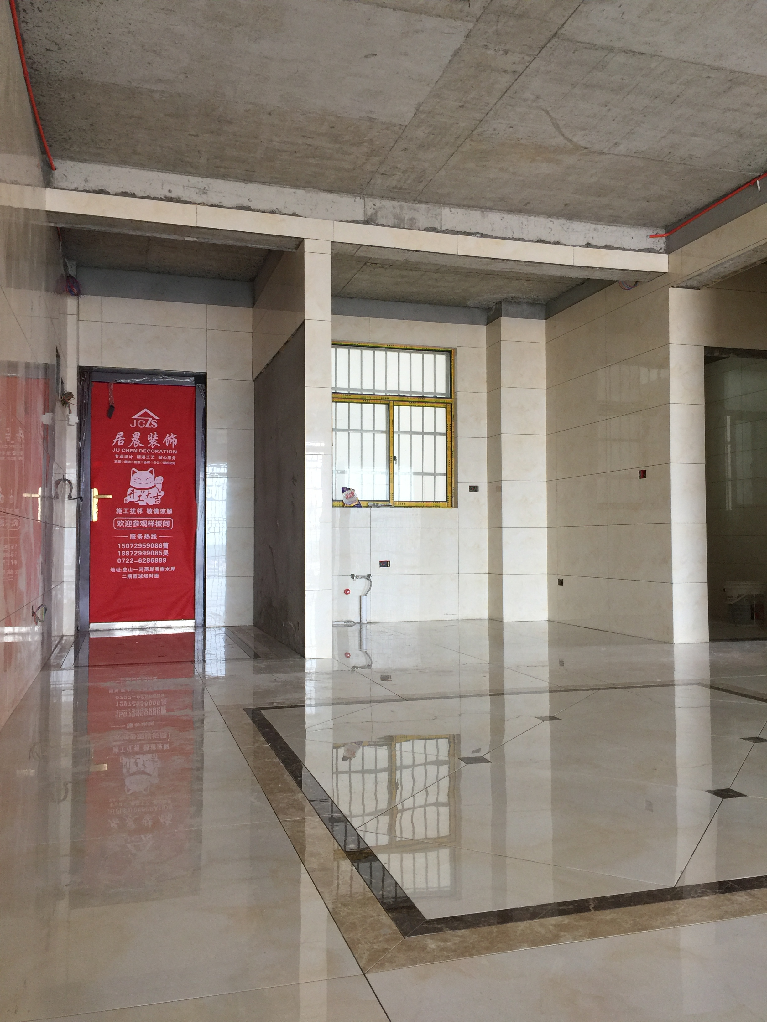 欧式 简约 小资 餐厅图片来自广水市居晨装饰在福锦 张府雅居的分享