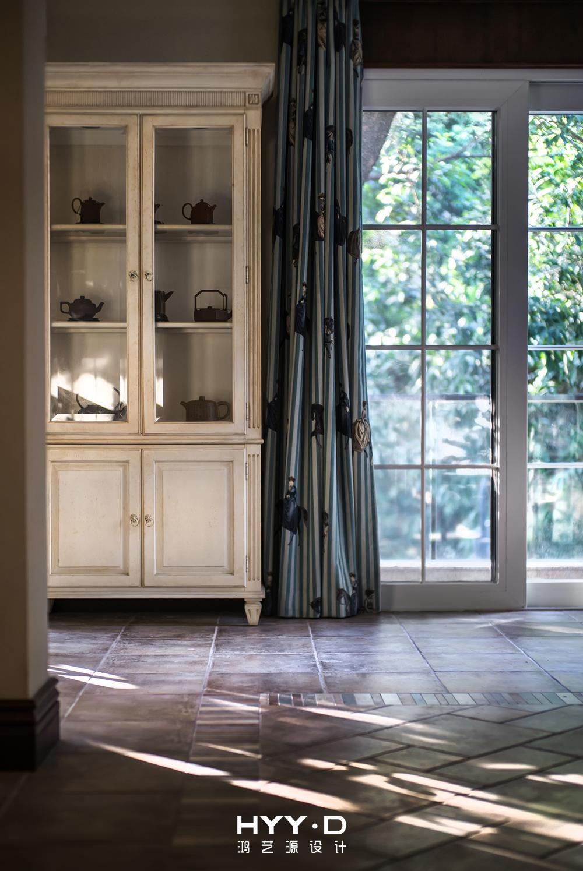 美式风格 别墅 别墅软装 二楼休息区 其他图片来自郑鸿在晴海一墅--万科东海岸室内设计的分享