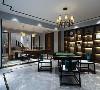 青浦古涧堂别墅项目装修新中式风格设计,上海腾龙别墅设计师叶剑平作品,欢迎品鉴