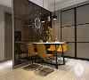本案以简洁明快的线条所表达,茶色镜面局布点缀让空间感更开阔。现代设计追求的是空间的实用性和灵活性。