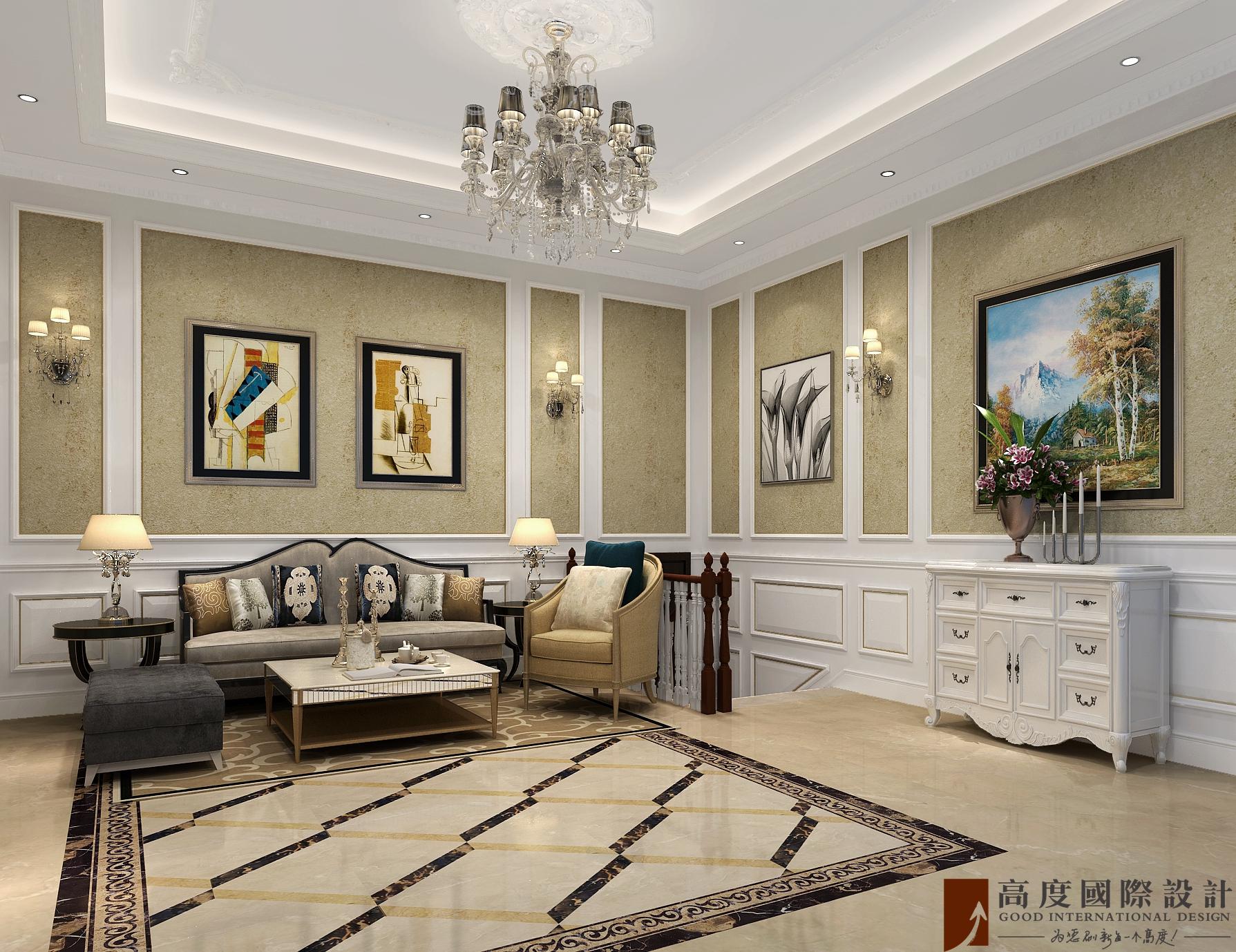 其他图片来自北京高度国际-陈玲在欧式风格的分享