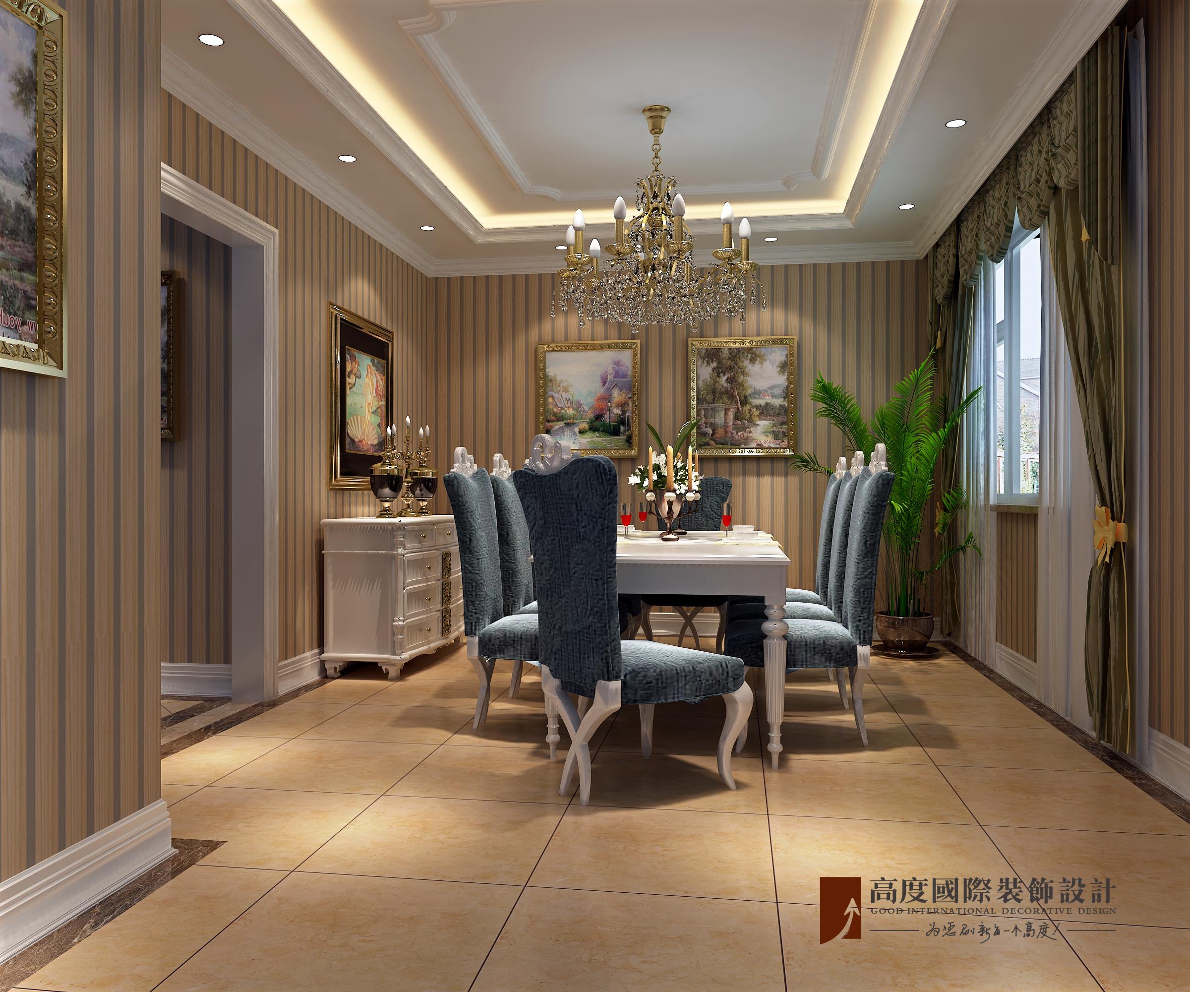 其他图片来自北京高度国际-陈玲在欧式新古典风格的分享