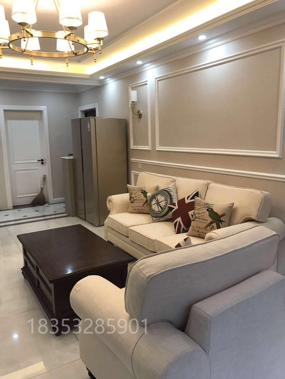 实创装饰 客厅图片来自实创装饰集团青岛公司在和达璟城138平装修实景案例的分享