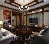 大华西郊别墅项目装修现代风格设计,上海腾龙别墅设计作品,欢迎品鉴
