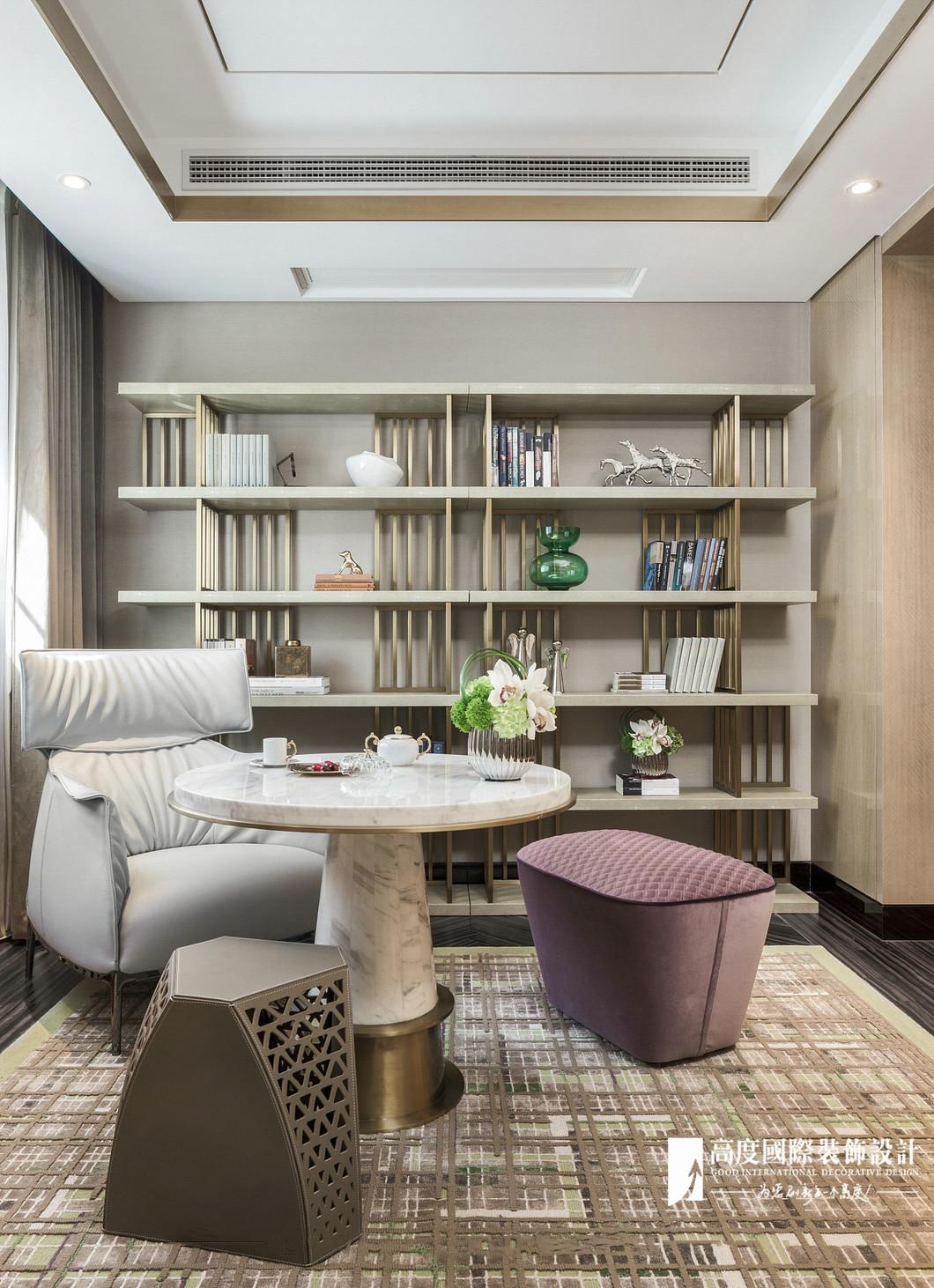 新古典 别墅 跃层 复式 大户型 80后 小资 客厅图片来自高度国际姚吉智在远洋傲北365㎡亚洲新奢华风格的分享