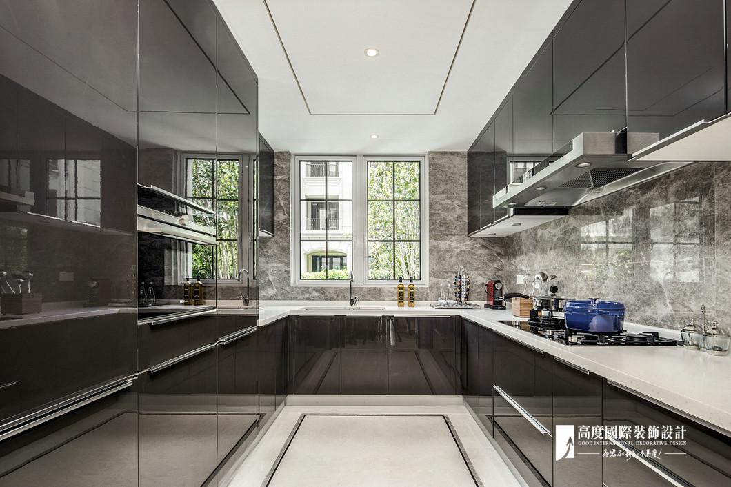 新古典 别墅 跃层 复式 大户型 80后 小资 厨房图片来自高度国际姚吉智在远洋傲北365㎡亚洲新奢华风格的分享
