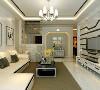 圣湖观澜国际140平米客厅装修案例 现代简约风格柔美精致,是很多家庭装修首选的风格之一。喜欢接受新事物的朋友在装修的时候多会选择现代简约风格装修,现代、简洁、时尚,融入了自己的风格。