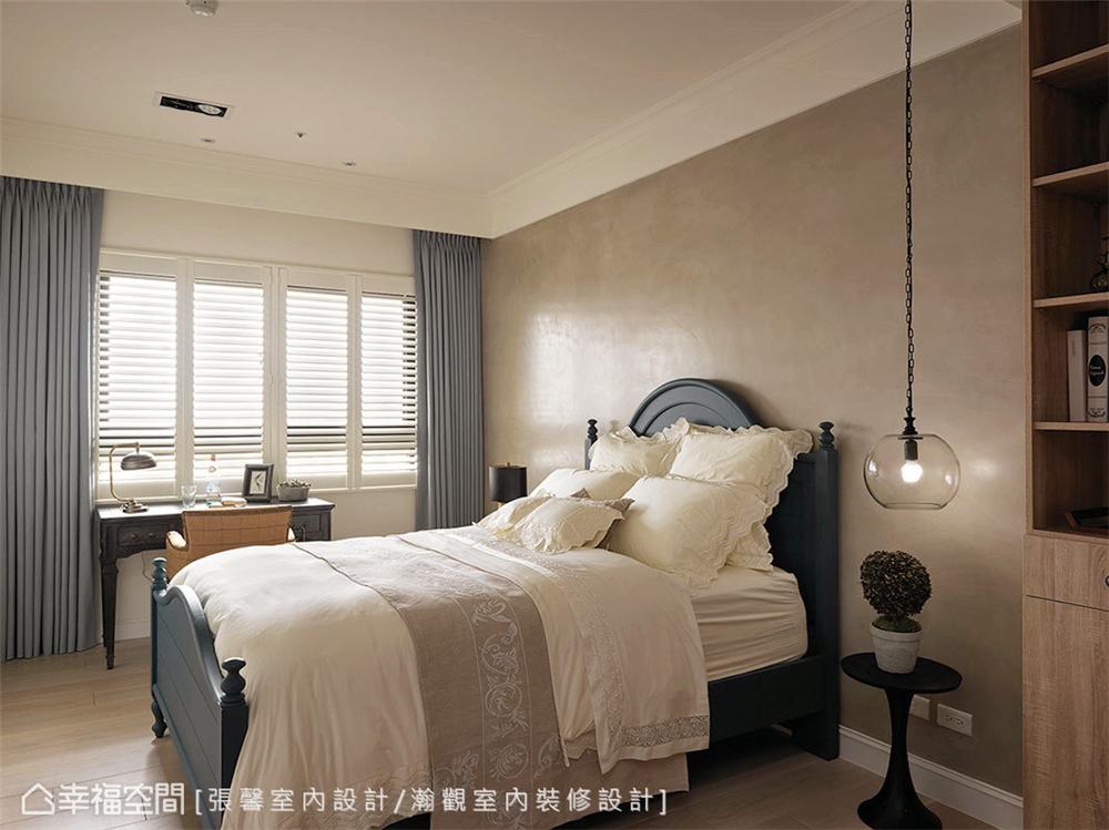 装修风格 室内设计 居家风格 美式风格 80后 小资 卧室图片来自幸福空间在145平,美式织梦庄园-儿童房的分享