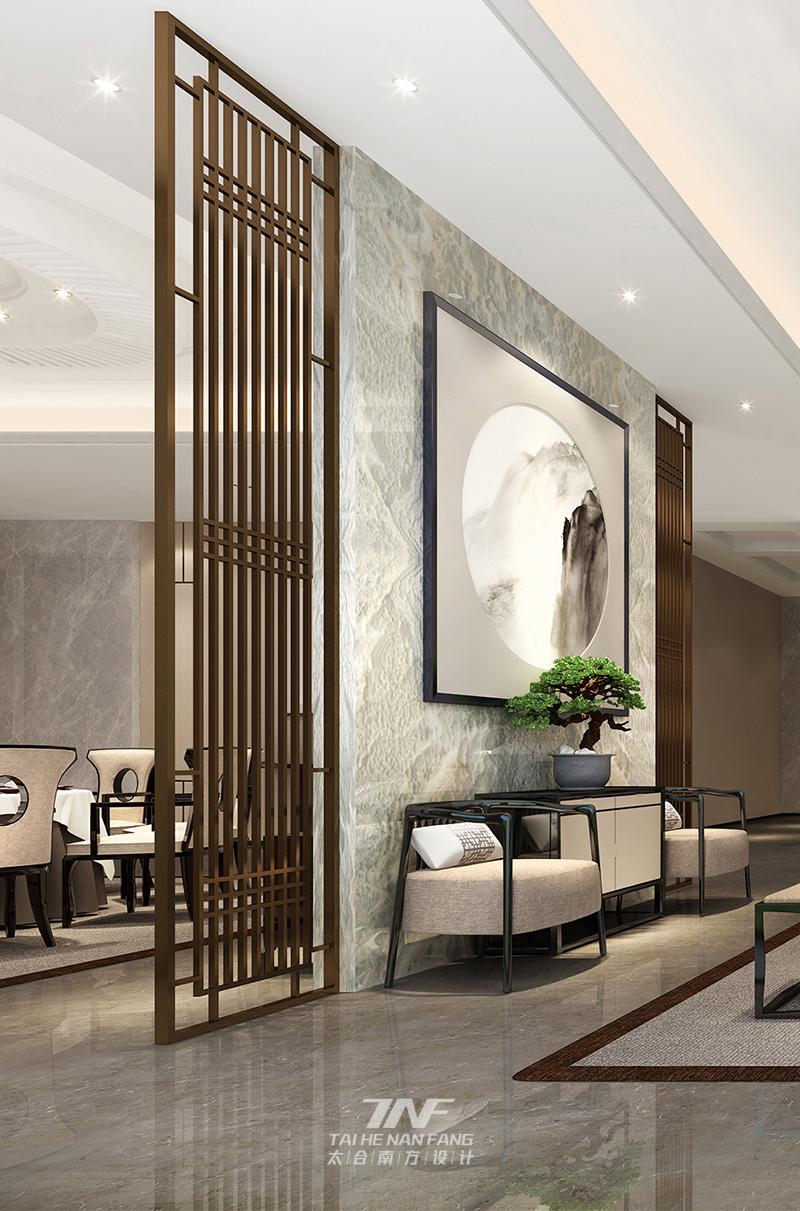 王五平设计 会所设计 现代中式 其他图片来自王五平设计在河北沙河私人会所-中式雅奢的分享